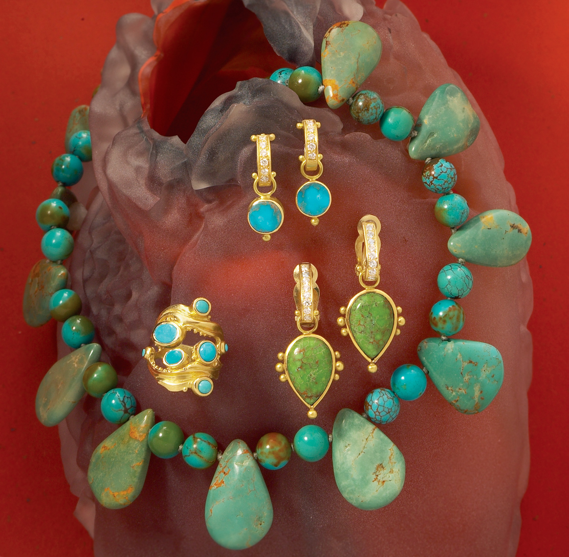 Goldeneye Jewelry - Santa Fe